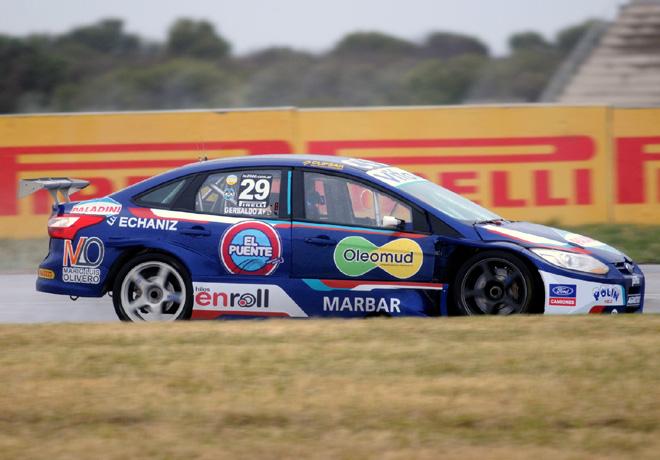 TC2000 - San Luis 2015 - Carrera Sprint - Mario Gerbaldo - Ford Focus III