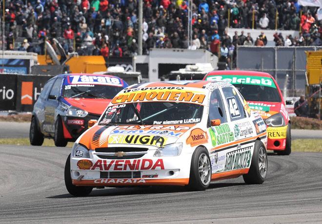 TN - Alta Gracia - Cordoba 2015 - C2 - Yamil Apud - Chevrolet Corsa
