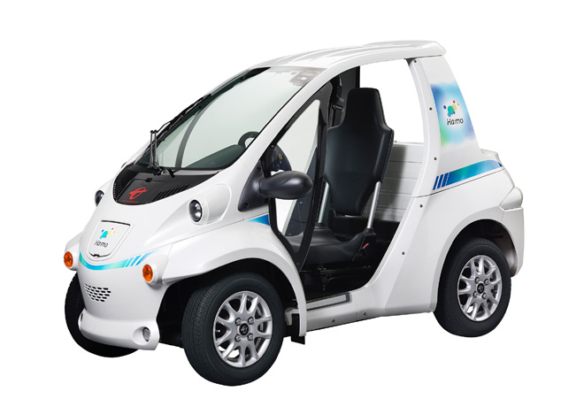 Toyota COMS