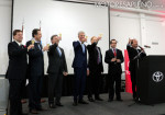 Toyota - Inauguracion Prana - concesionario oficial en Villa Devoto 4