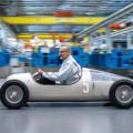 Audi reproduce el Auto Union Typ C con impresoras 3D