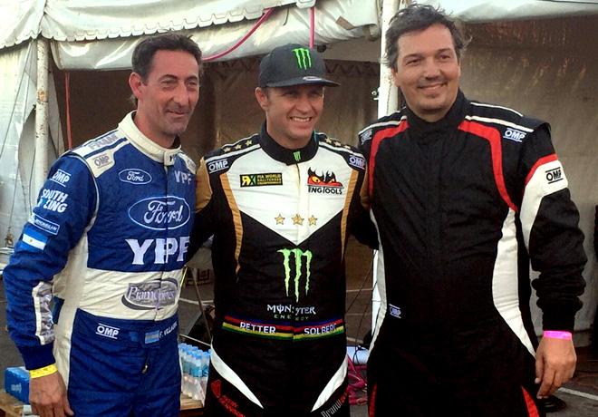 CARX - Rosario - Federico Villagra - Petter Solberg - Alejandro Levy