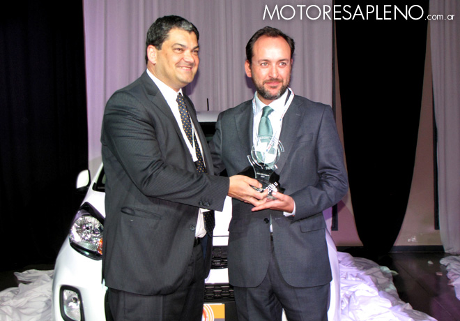 CESVI - El Auto mas Seguro 2015 - Kia Picanto EX 2