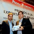 Corven Autopartes recibio el premio a la exportacion Argentina