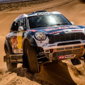Dakar 2016 - MINI ALL4 Racing - Al-Attiyah