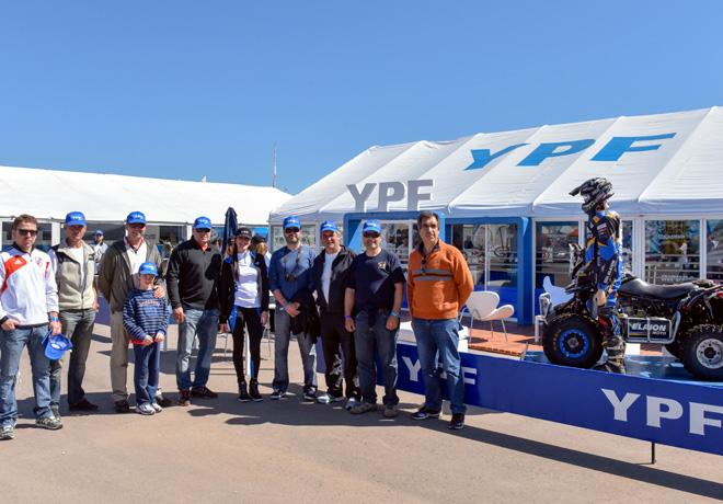 Espacio YPF Competicion - Copa de Oro - TC - Comodoro Rivadavia 2