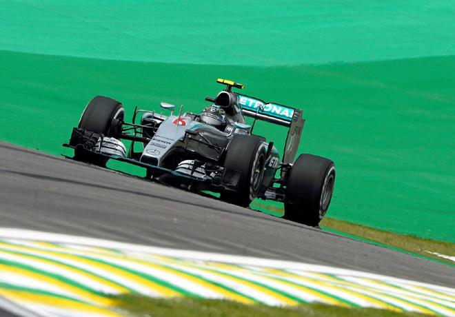 F1 - Brasil 2015 - Clasificacion - Nico Rosberg - Mercedes GP