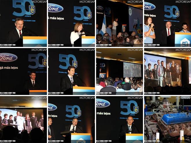 Ford - 50 Aniversario ETHF - Galeria de Imagenes