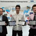 Ford desarrollo el concurso de movilidad de San Pablo