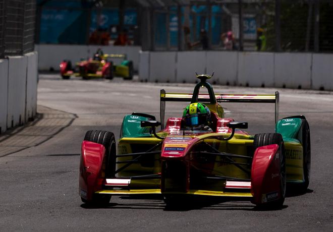 Formula E - Putrajaya - Malasia 2015 - Lucas Di Grassi - ABT Schaeffler Audi Sport