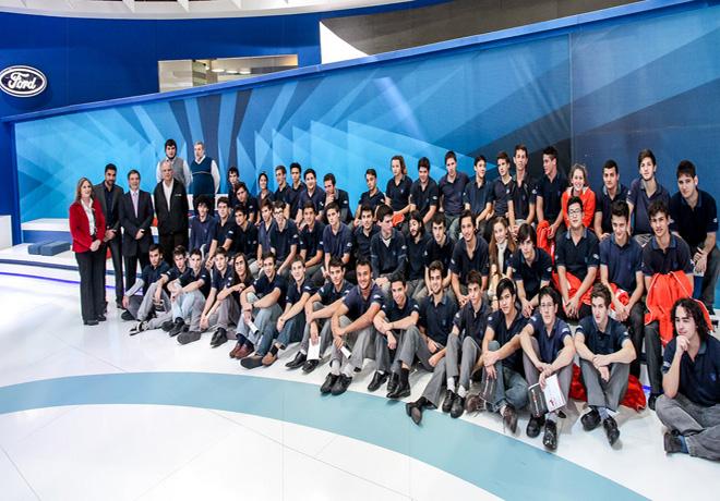 La Escuela Tecnica Henry Ford realizo la Feria de Ciencias 2015