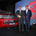 La concesionaria Kansai presento la nueva Toyota Hilux 1