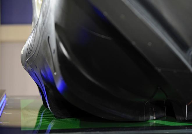 Michelin - Neumatico radial Ultraflex 1