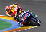 MotoGP - Valencia 2015 - Jorge Lorenzo - Yamaha - Marc Marquez - Honda