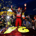 NASCAR - Martinsville 2015 - Jeff Gordon en el Victory Lane