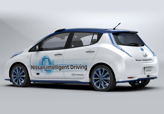 Nissan Intelligent Driving 2