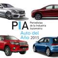 PIA - Auto del Año 2015