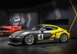 Porsche Cayman GT4 Clubsport 01