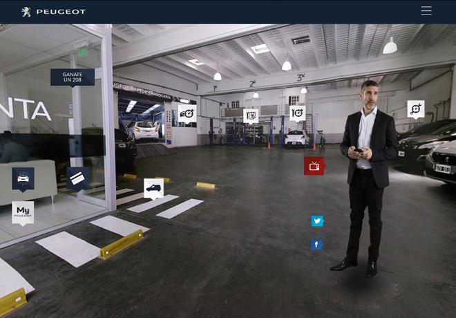 Postventa Peugeot - Seguimos evolucionando para vos