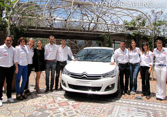 Presentacion Equipo Oficial Citroen Total TN Racing 5