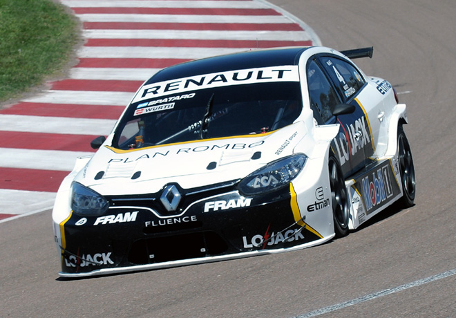 STC2000 - San Martin - Mendoza 2015 - Emiliano Spataro - Renault Fluence