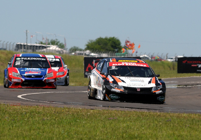TC2000 - Concepcion del Uruguay 2015 - Carrera Final - Emmanuel Caceres - Honda Civic
