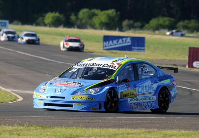 TC2000 - Concepcion del Uruguay 2015 - Carrera Sprint - Franco Crivelli - Peugeot 408