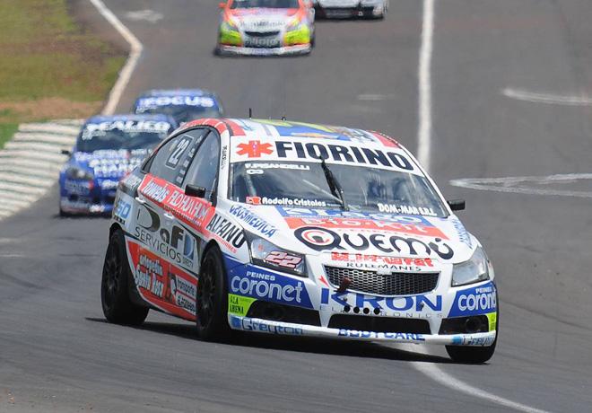 TN - Posadas 2015 - C3 - Fabian Pisandelli - Chevrolet Cruze
