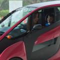 Toyota I-Road para 2 pasajeros