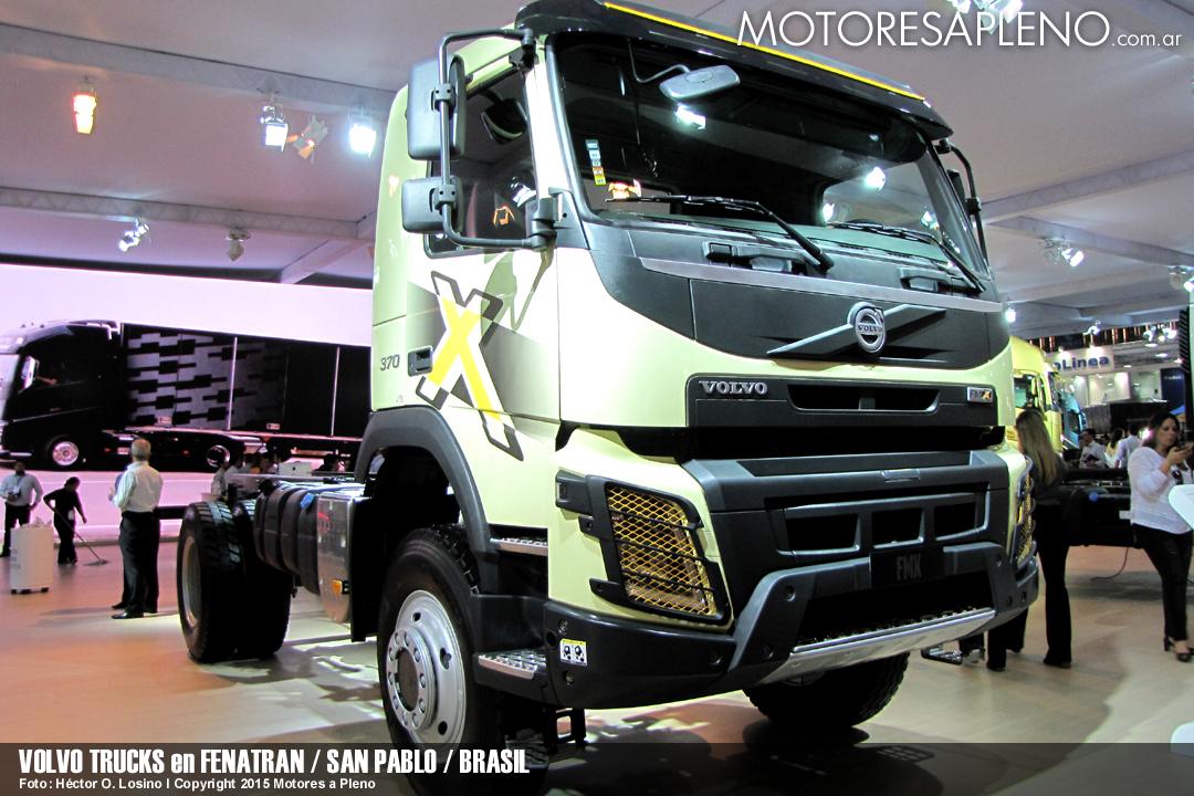 Volvo Trucks en FENATRAN 009