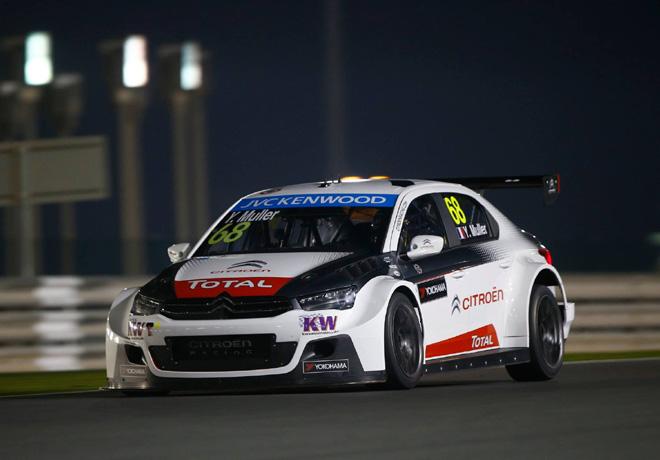 WTCC en Losail, Qatar – Carrera 2: Ganó Muller y se consagró subcampeón.