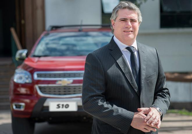Carlos Zarlenga - Presidente y Director Ejecutivo de GM Argentina Uruguay y Paraguay