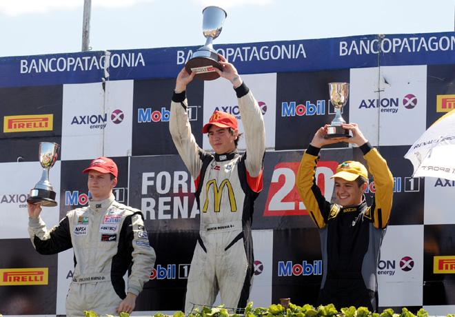 FR20 - San Luis 2015 - Carrera 1 - El Podio