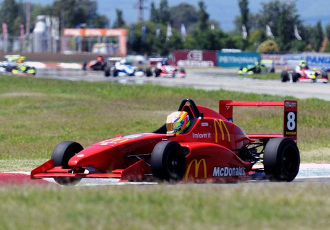 FR20 - San Luis 2015 - Carrera 1 - Martin Moggia - Tito-Renault