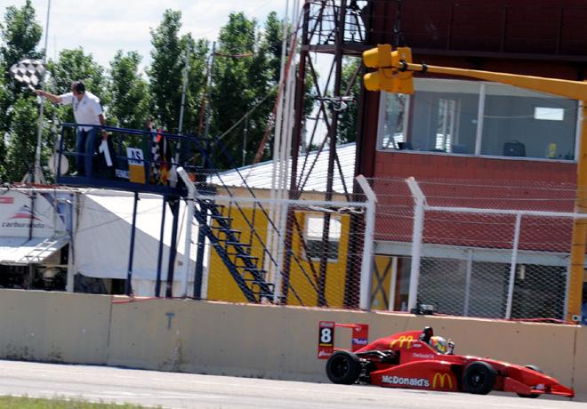 FR20 - San Luis 2015 - Carrera 2 - Martin Moggia - Tito-Renault