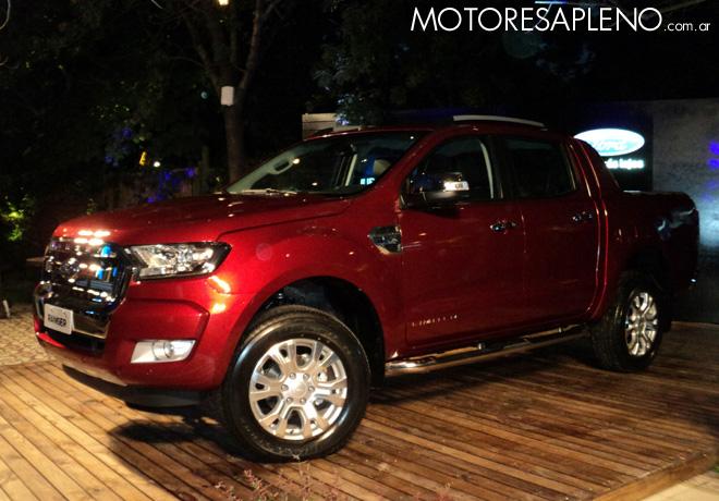 Ford Ranger 2016 2