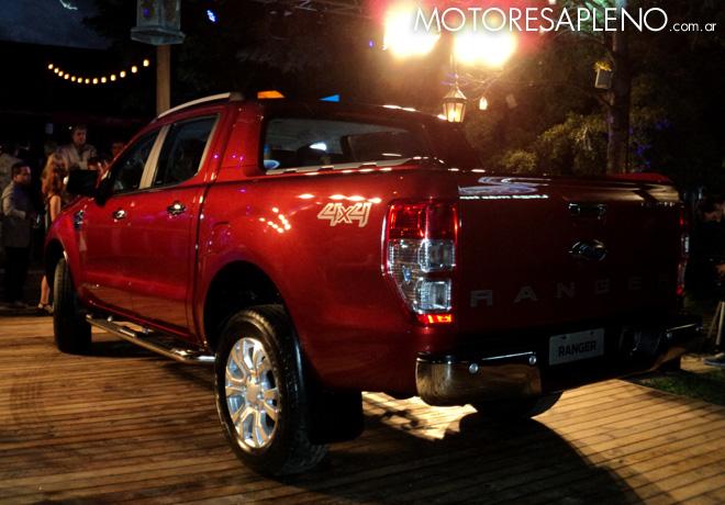 Ford Ranger 2016 3