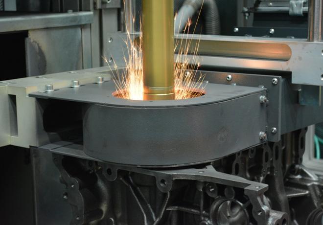 Ford desarrolla un proceso que permite salvar motores del desguace y reducir la contaminacion 2