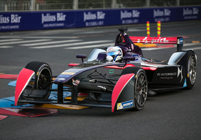 Formula E - DS Virgin Racing