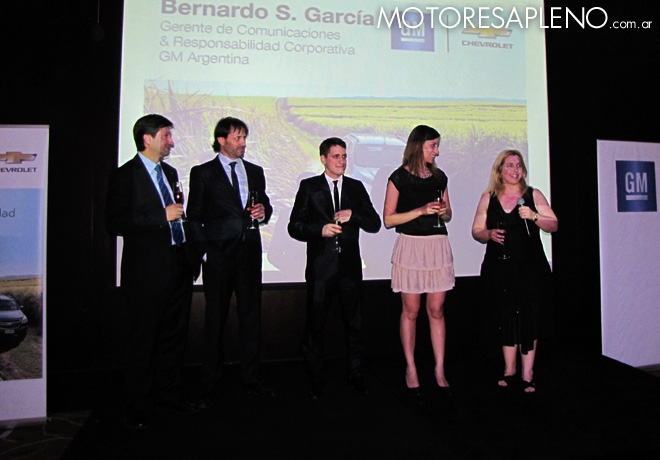 General Motors Argentina presenta su 4to Reporte GRI de Sustentabilidad 2