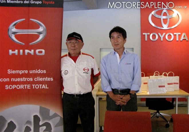 Hino - Presentacion equipo Dakar 2016 3