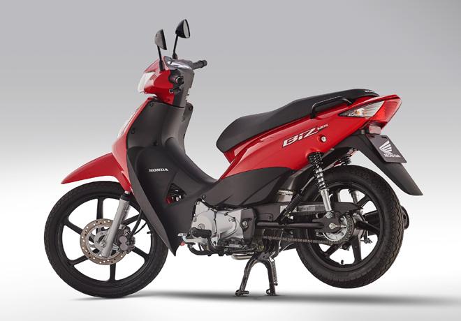 Honda Biz 125 2