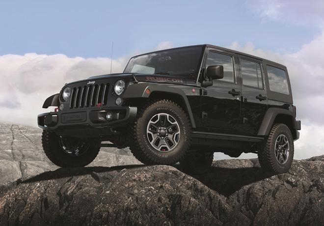 Jeep Wrangler Landscape