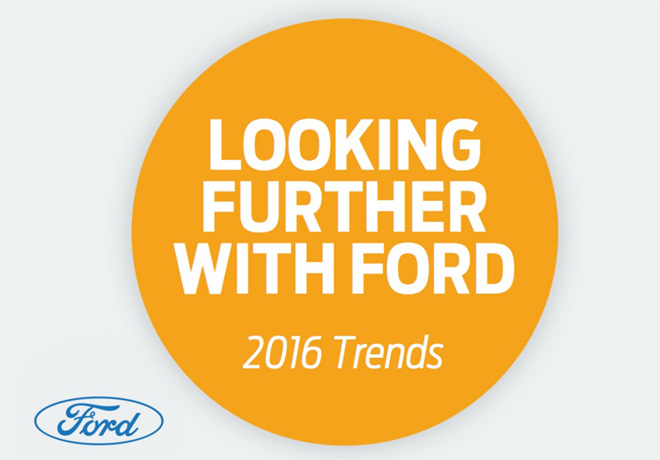 Looking Further with Ford 2016