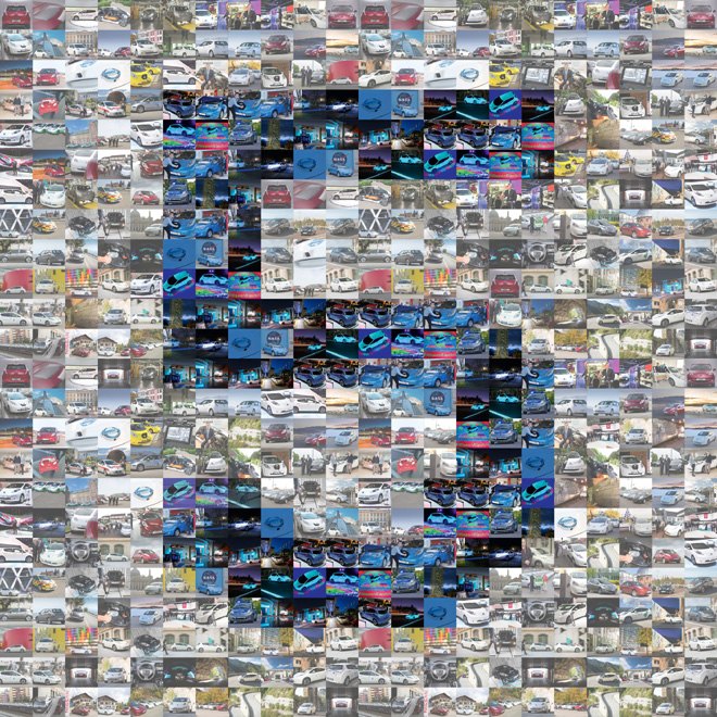 Nissan LEAF celebra su quinto aniversario