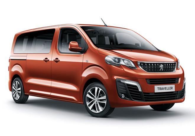 PSA - Peugeot Traveller