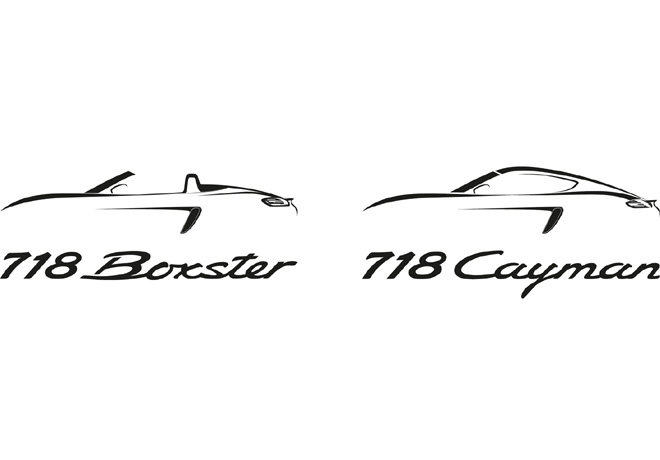 Porsche 718 Boxster y 718 Cayman