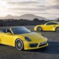 Porsche 911 Turbo S y 911 Turbo S Cabriolet