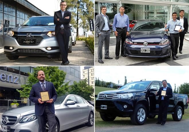 Premios PIA 2015 - Entrega