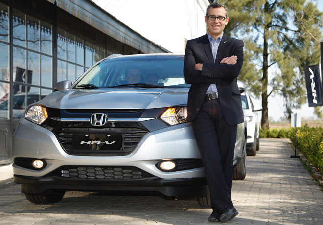 Premios PIA 2015 - Honda HR-V - Martin De Gaetani